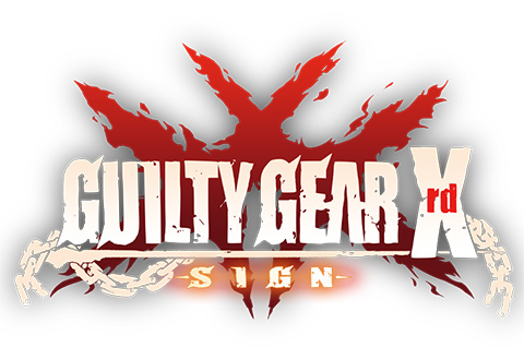 GUILTY GEAR Xrd –SIGN–