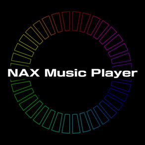NAX Music Playerロゴ