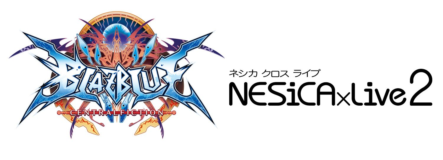 『BLAZBLUE CENTRALFICTION』「NESiCAxLive2」配信タイトルに決定!